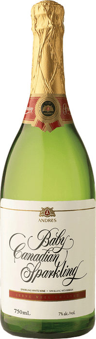 Andres Baby Canadian Sparkling Wine (750ml)