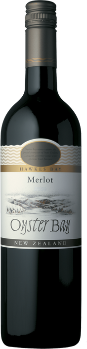 Oyster Bay Merlot Red Wine (750ml)
