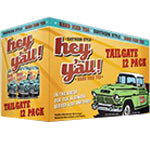 Hey Y'All Iced Tea Tailgate Pack (12 Cans)