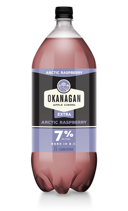 Okanagan Arctic Raspberry Cider (2000ml)