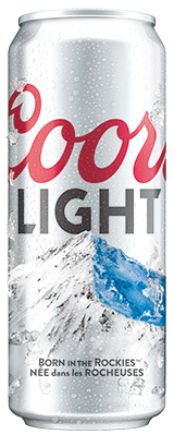 Coors Light (1 Can)
