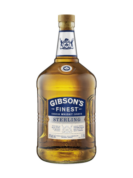 Gibson's Finest Sterling Whisky (1750ml)