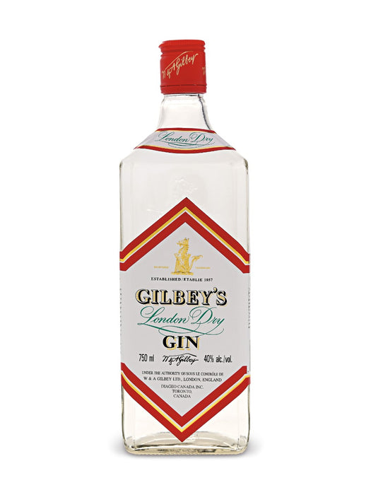Gilbey's London Dry Gin (750ml)