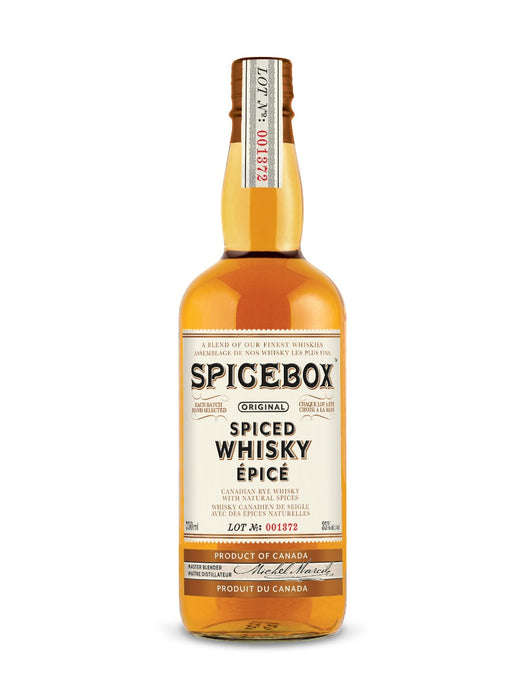 Spicebox Canadian Spiced Whisky (750ml)