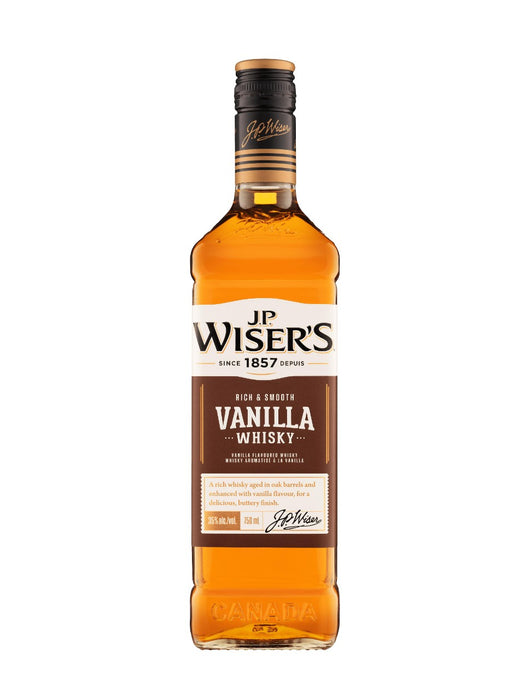 Wiser's Vanilla Canadian Whisky (750ml)