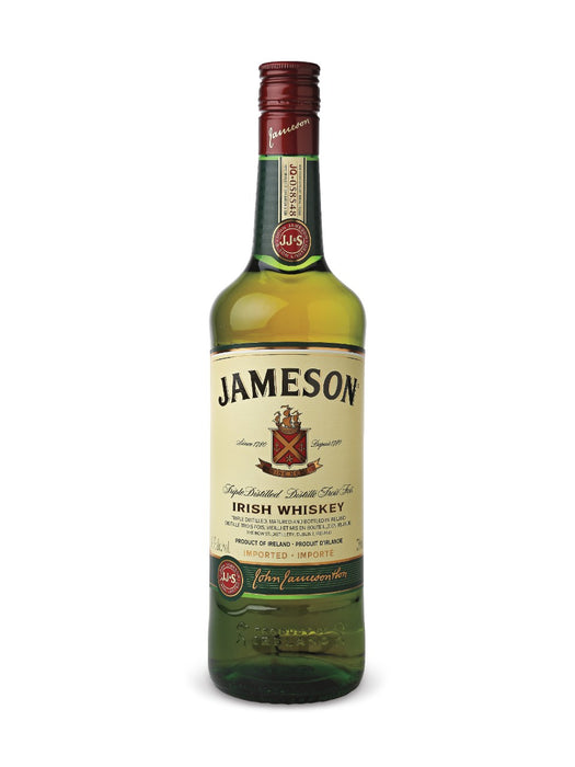 Jameson Irish Whiskey (750ml)