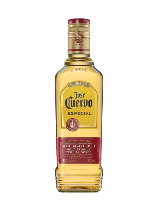 Jose Cuervo Especial Gold Tequila (375ml)