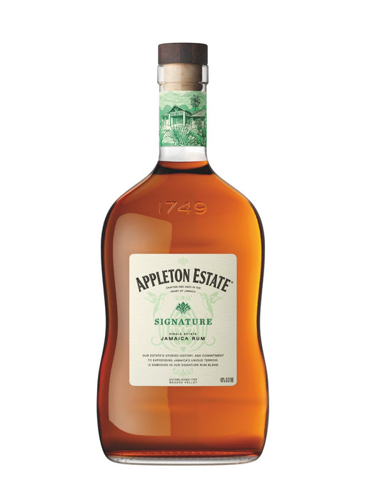 Appleton Estate Signature Blend Amber Rum (1140ml)