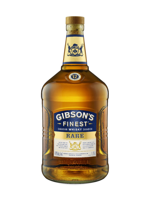 Gibson's Finest Rare 12 Year Old Whisky (1750ml)
