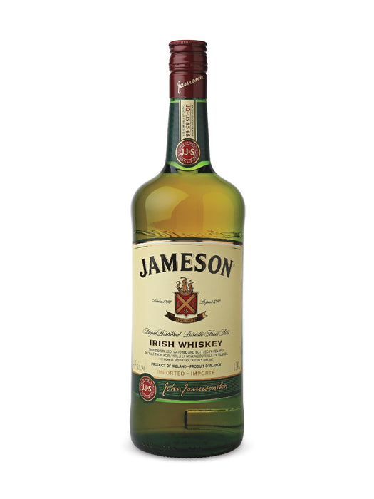 Jameson Irish Whiskey (1140ml)
