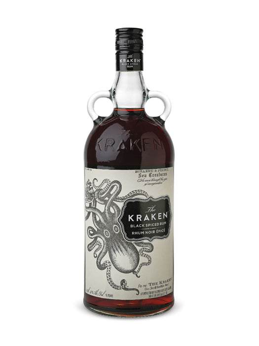 The Kraken Black Spiced Rum (1140ml)