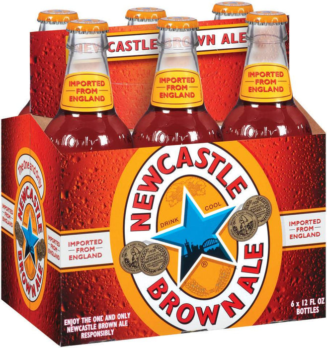 Newcastle Brown Ale (6 Bottles)