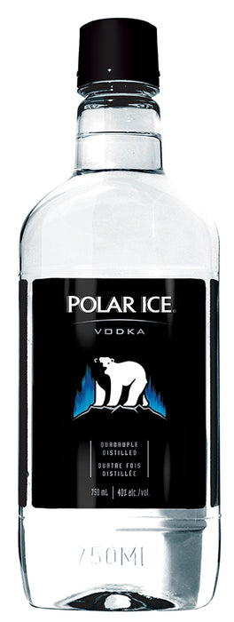 Polar Ice Vodka (750ml)(plastic)