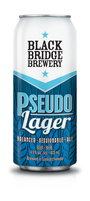 Black Bridge Pseudo Lager (4 Cans)