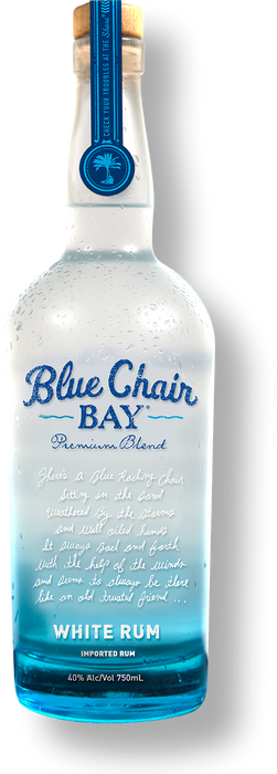 Blue Chair Bay White Rum (750ml)