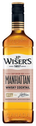 Wiser's Manhattan Whisky (750ml)