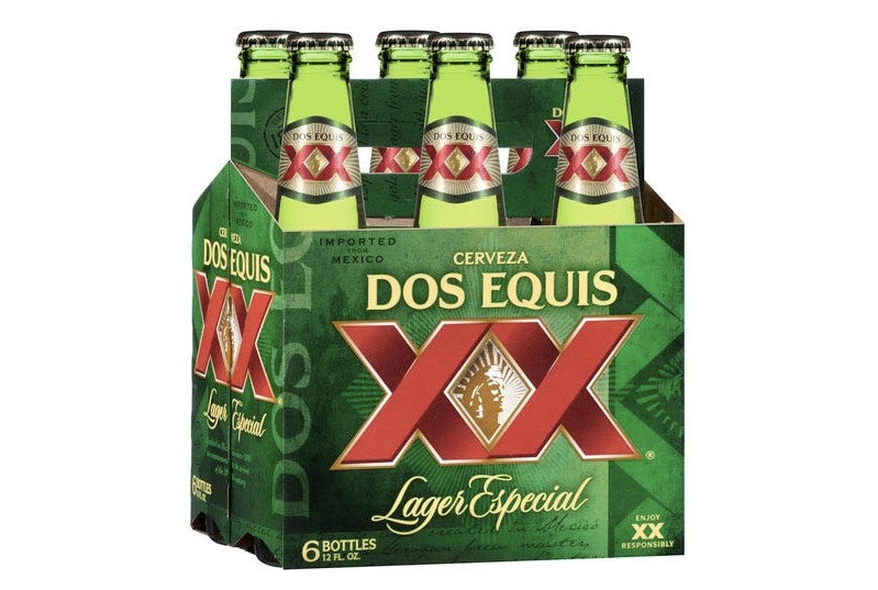Dos Equis XX Special Lager (6 Bottles)