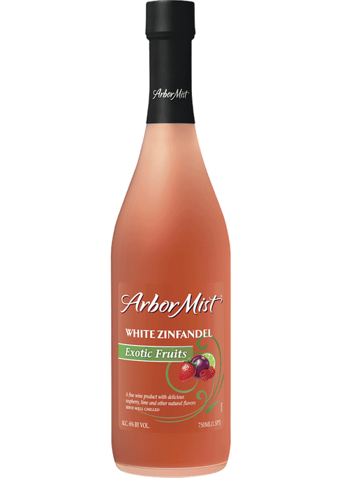 Arbor Mist Exotic Fruits Zinfandel Flavoured Wine (750ml)