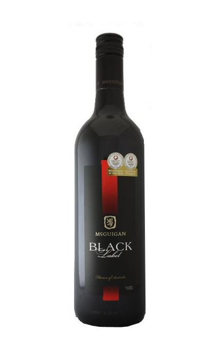 Mcguigan Black Label Red Wine (750ml)