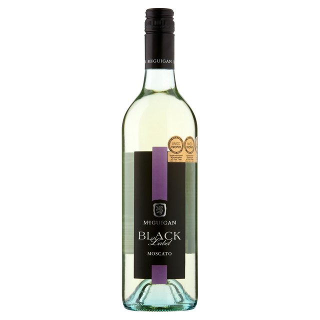 Mcguigan Black Label Moscato White Wine (750ml)