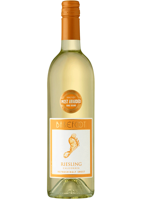 Barefoot Riesling White Wine (750ml)