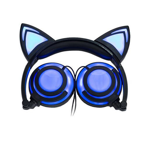 Image result for Cat Ear Headphones
