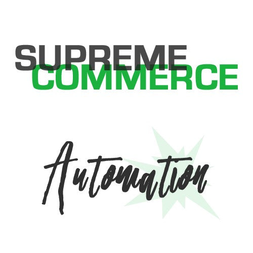 SupremeCommerce Automation