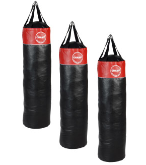Vinyl Filled Kick/Punch Bag