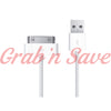 Apple 30-Pin to USB Cable, Apple Charger, Apple USB Cable