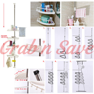 Bathroom Shelf, Bathroom Rack, Bathroom Storage