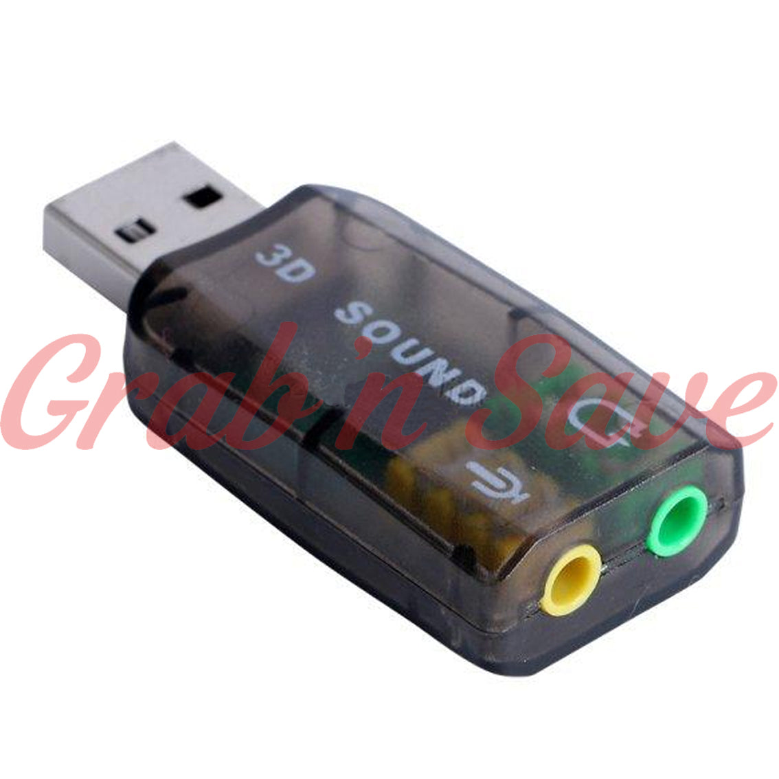 Sound Card, Computer Sound Card, USB Sound Card