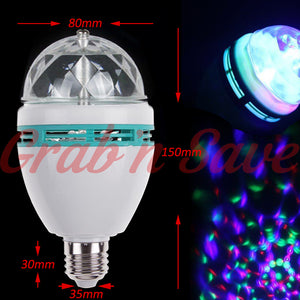 LED Light Bulb, Party Lights, Disco Light