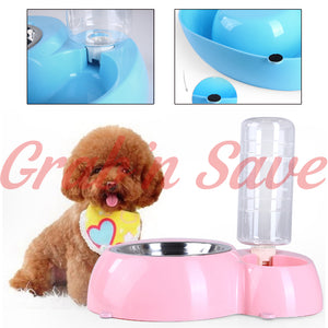 Dog Bowl, Dog Water Bowl, Automatic Dog Feeder