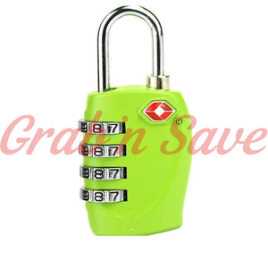 Padlock, TSA Lock, Combination Lock