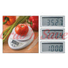 Kitchen Scale, Weight Scale, Food Scale