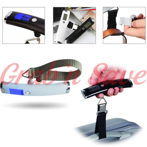 Luggage Scale, Digital Luggage Scale, Scale