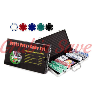 Poker Set, Poker Chips Set, Poker