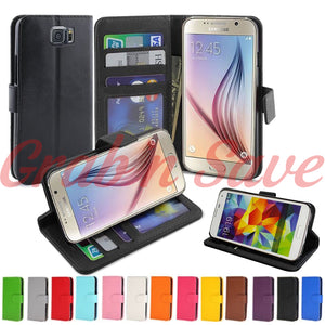 Samsung Cases, Samsung Wallet Case, Samsung S6 Case