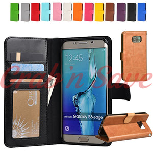 Samsung Cases, Samsung Wallet Case, Samsung S6 Edge Case