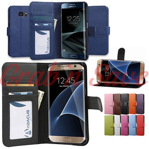 Samsung Cases, Samsung Wallet Case, Samsung S7 Edge Case