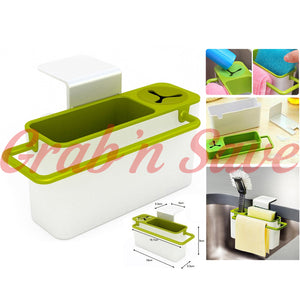 Sink Organizer, Sink Caddy, Kitchen Sink Organizer