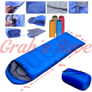 Sleeping Bag, Adult Sleeping Bag, Sleeping Bag for Backpacking