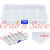 Storage Boxes, Multi Compartment Storage Container, Tackle Box