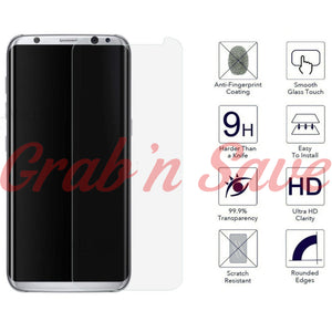Samsung S8 Screen Protector, Glass Screen Protector, Tempered Glass Screen Protector