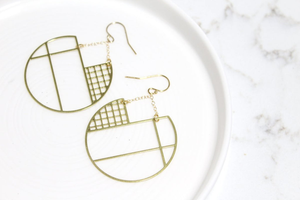 MOD Collection |APERTURE Earrings