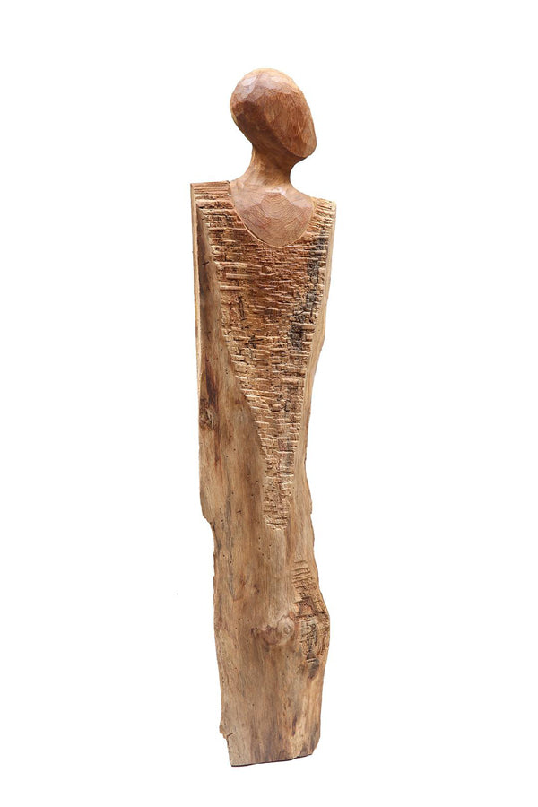 Wooden Figure Sculpture