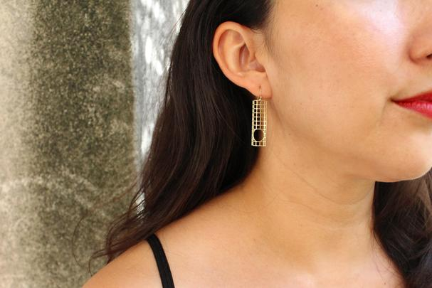 MOD Collection | VOID Earrings