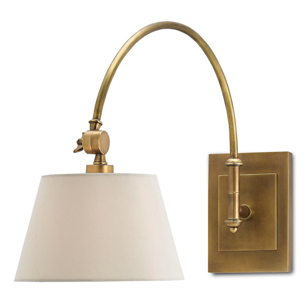 Presby Swing-Arm Sconce