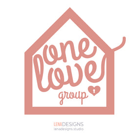 One Love Group logo design by Lena Designs