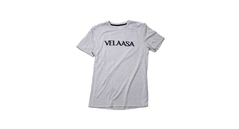 Velaasa Hylete Performance Tee in Grey